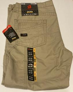 Ariat 10017227 Men's Khaki FR M4 Low Rise Workhorse Boot Cut