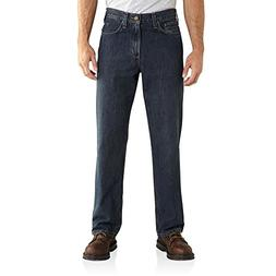 Carhartt Men's 101483 Holter Relaxed Fit Jean - 33W x 28L -