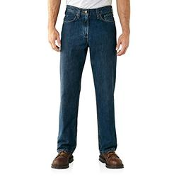 Carhartt Men's 101483 Holter Relaxed Fit Jean - 36W x 28L -