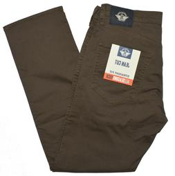 Dockers #10283 NEW Men's Straight Fit Jean Cut All Seasons T