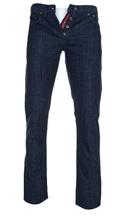 Lucky Brand Men's 121 Heritage Slim Straight leg Jean in Har