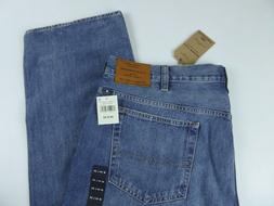 Lucky Brand 181 Relaxed Straight Fit Cotton Denim Jean NWT B