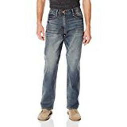 Lucky Brand Men's 181 Relaxed Straight Medium WASH Jeans SZ