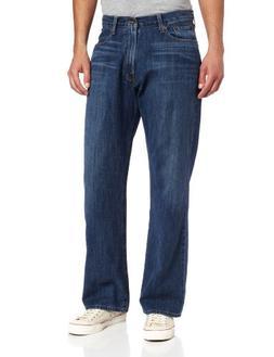 Lucky Brand Men's 181 Relaxed Straight Leg Jean in Frankfort