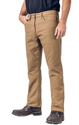 1948 men s fleece lined jeans wheat