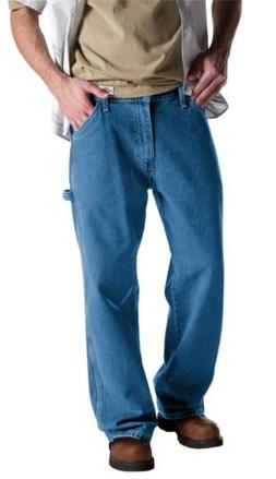 Dickies 1993SNB36X32 Indigo Blue Relaxed Fit Utility Jeans -
