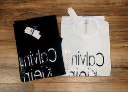 Calvin Klein Jeans Men's Logo T-Shirts Crew Neck Size XL -