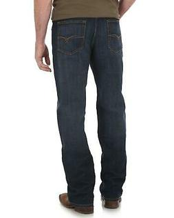 Wrangler 20X Men's No. 33 Relaxed Fit Boot Cut Jeans  - 33MW
