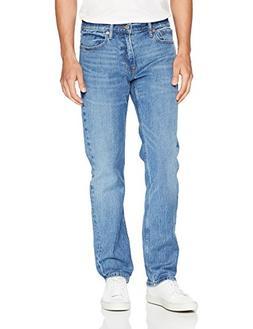 Lucky Brand Men's 221 Original Straight Jean, Hubbard, 34X30