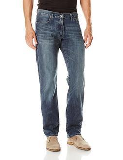 Lucky Brand Men's 221 Original Straight JeanLeg Jean In Blue