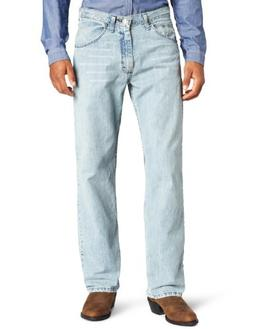 Wrangler Men's 33 Extreme 20X Collection Relaxed Fit Straigh