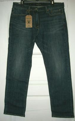 Lucky Brand 410 Athletic Slim Fit Jeans for Men Pants