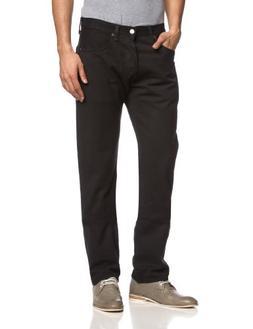 Levi's Men's 501 Big & Tall Jean, Black, 34x38