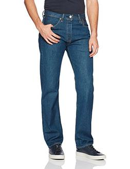 Levi's Men's 501 Original Fit Jean, Apex, 33W x 32L