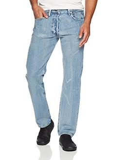 Levi's Men's 501 Original Fit Jean, Queens Keep - Warp Stret