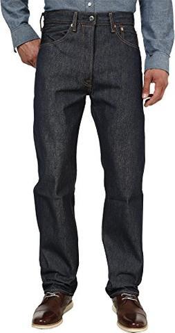 Levi's Men's 501 Shrink To Fit Jean, Rigid STF, 38x38