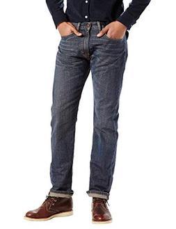 Levi's Men's 505 Regular Fit Jean, Range, 34W x 32L