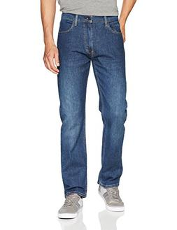 Levi's Mens 505 Regular Fit-Jeans, Kapok Tree, 34W x 32L