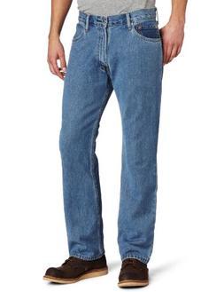 Levi's Men's 505 Regular Fit Jean, Medium Stonewash, 32x32