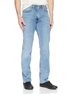 Levi's Men's 505 Regular Fit-Jeans, Hellconia, 36W x 29L