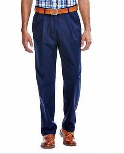 50x30 Haggar Men's Work To Weekend® Khaki Pleat Front Pant