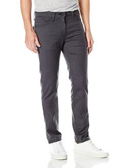 Levi's Men's 511 Slim Fit Jean, Grey - Black 3D - Stretch, 3
