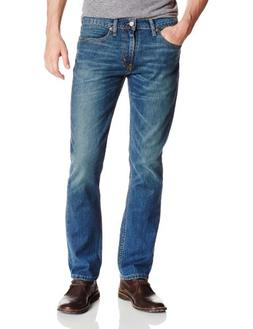Levi's Men's 511 Slim Fit Jean, Throttle - Stretch, 26W x 32