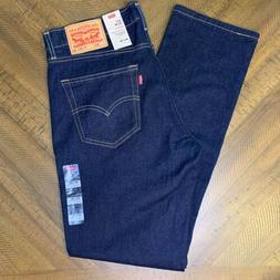 Levi's Men's 511 Slim Fit Jean, Dark Hollow - Stretch, 34W x