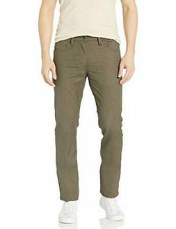 Levi's Men's 511 Slim Fit Jean, New Khaki 3D - Stretch, 36W