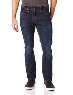 Levi's Men's 511 Slim Fit Jean, Sequoia - Stretch, 32W x 36L