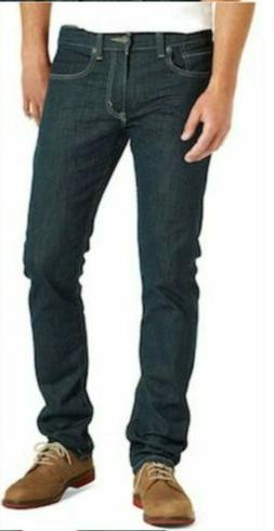 Levi's Men's 511 Slim Fit Jean, Rinsed Playa, 32x29