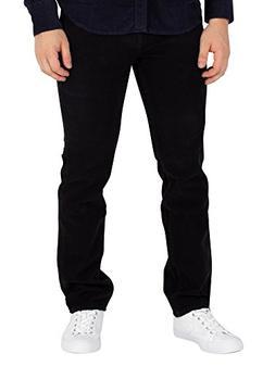 Levi's Men's 511 Slim Fit Jeans, Black, 31W x 34L