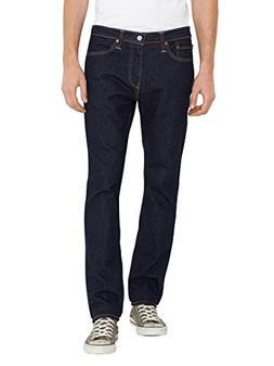 Levi's Mens 511 Slim-Fit Jeans Blue Size 36 Length 36