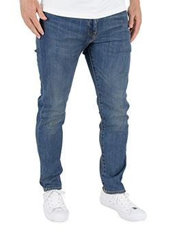 Levi's Men's 512 Ludlow Slim Tapered Fit Jeans, Blue, 31W x