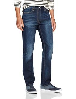 Levi's Men's 513 Slim Straight Jean, Ducky Boy-Stretch, 31 3