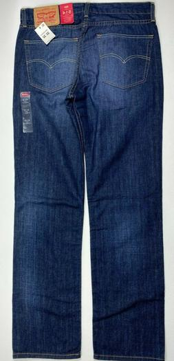 Levi's Men's 514 Straight fit Stretch Jean, Shoestring, 32x3