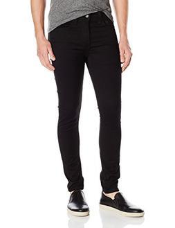 Levi's Men's 519 Extreme Skinny Fit Jean, Pinhead Rinse, 33