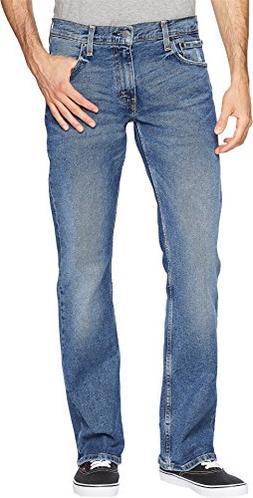 Levi's Men's 527 Slim Bootcut Fit Jean, Afrobeat/Stretch, 36