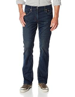 Levi's Men's 527 Slim Bootcut Jean, Covered Up, 29Wx32L