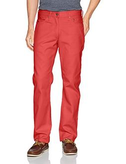 Levi's Men's 541 Athletic Fit Pant, Sunset Red-Bull Denim, 3