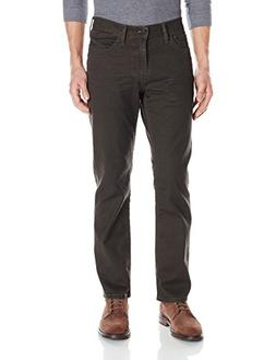 Levi's Men's 541 Athletic Straight Fit Jean, Brown Stucco-St