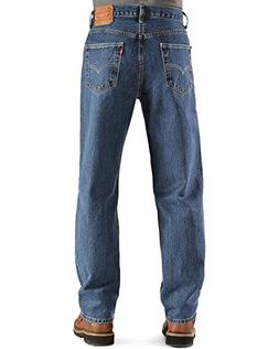 Levi's Men's 550 Jeans Prewashed Relaxed Fit Dark Stone 33W