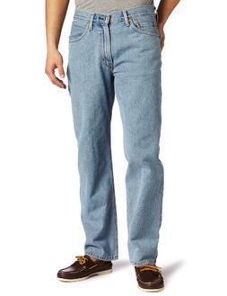 Levi's Men's 550 Relaxed Fit Jean, Dark Stonewash, 40x29