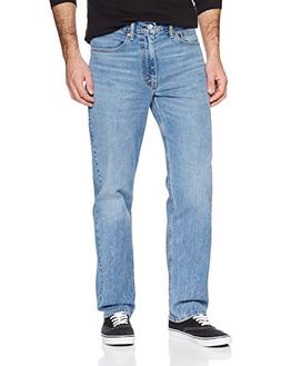 Levi's Men's 550 Relaxed Fit-Jean, Hellconia, 38W x 29L