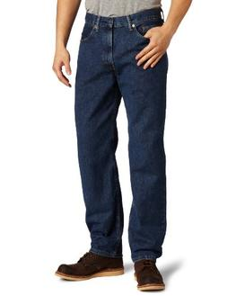 Levi's Men's 550 Relaxed-fit Jean, Dark Stonewash, 34X32