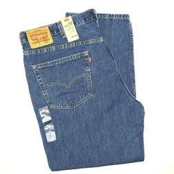Levi's Men's 550 Relaxed-fit Jean, Dark Stonewash, 38X32