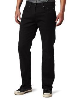 Levi's Men's 559 Relaxed Straight Fit Jean - 44W x 32L - Bla