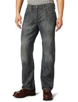 Levi's Men's 569 Loose Straight Leg Jean, Static, 36W x 32L