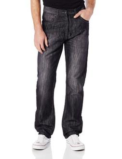 Southpole Men's 6181 Regular Straight Fit ShJeany Streaky Je