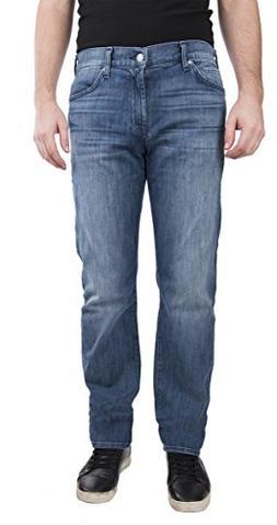 7 for All Mankind Men's Jeans Slimmy Slim Straght Leg